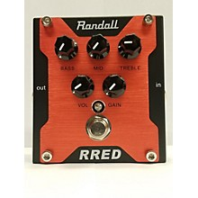 Randall RRED Effect Pedal