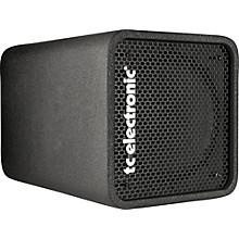TC Electronic RS112 200W 1x12 Bass Speaker Cabinet Level 1 Black