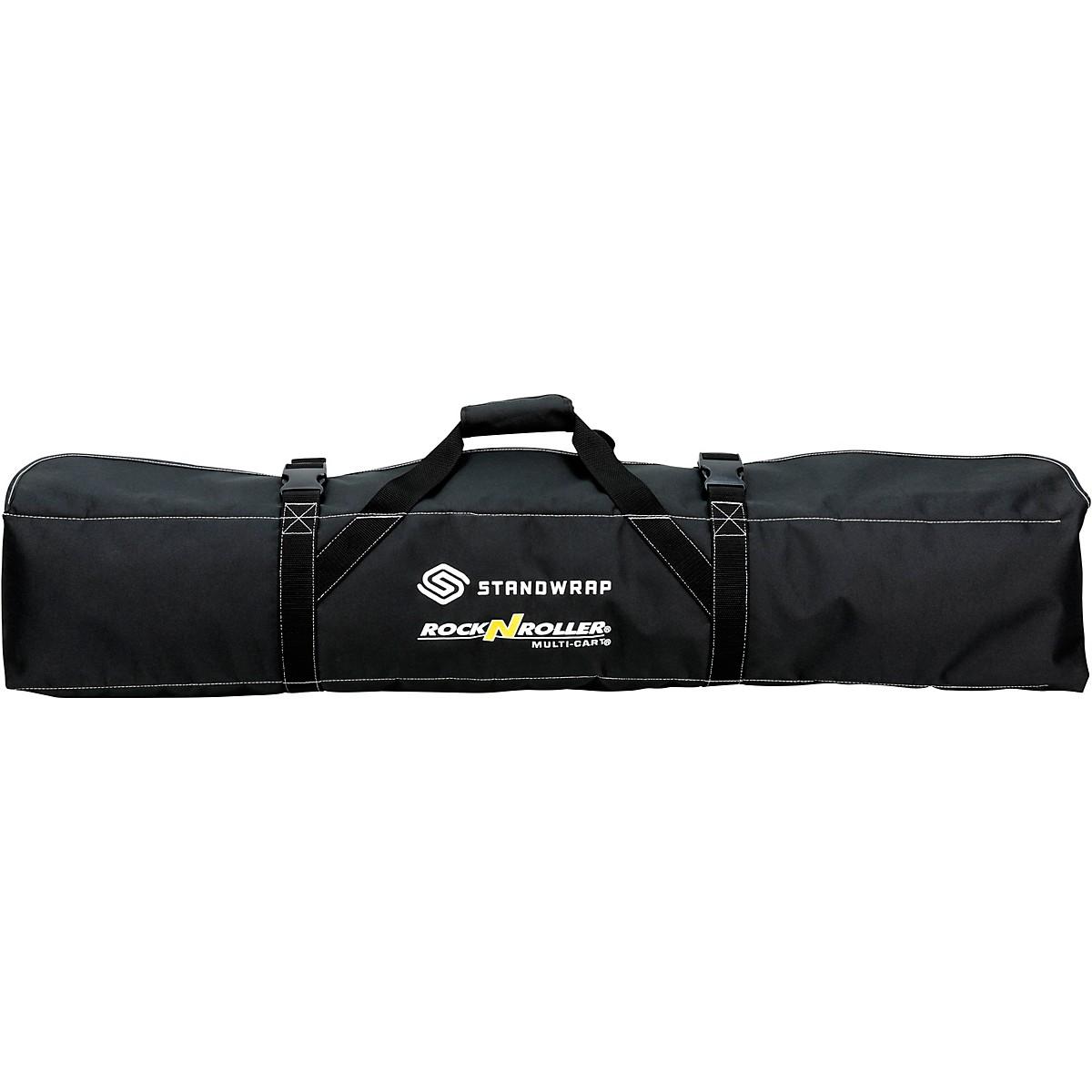 Rock N Roller RSA-SWLG Standwrap 4-Pocket Roll-Up Accessory Bag - Large (42 in. Pocket Length)