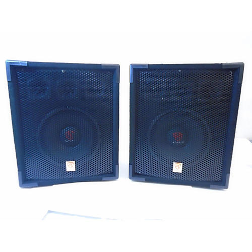 used rockville rsg10 pair unpowered speaker guitar center. Black Bedroom Furniture Sets. Home Design Ideas
