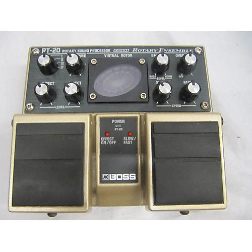 Boss RT20 Rotary Sound Effect Pedal
