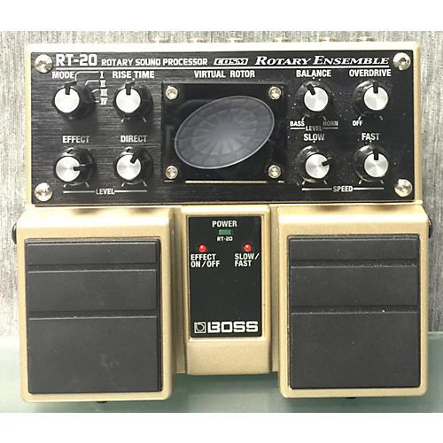 Boss RT20 Rotary Sound