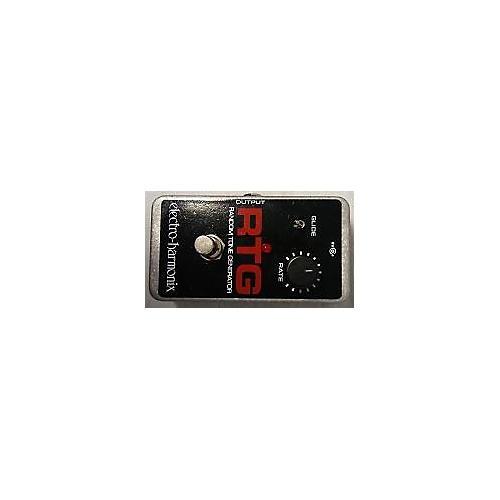 Electro-Harmonix RTG Random Tone Generator Effect Pedal
