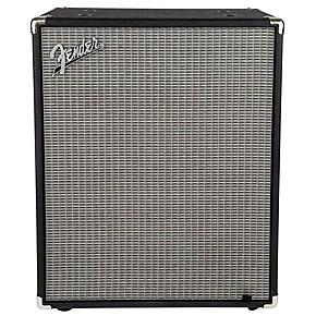 fender rumble 700w 2x10 bass speaker cabinet guitar center. Black Bedroom Furniture Sets. Home Design Ideas