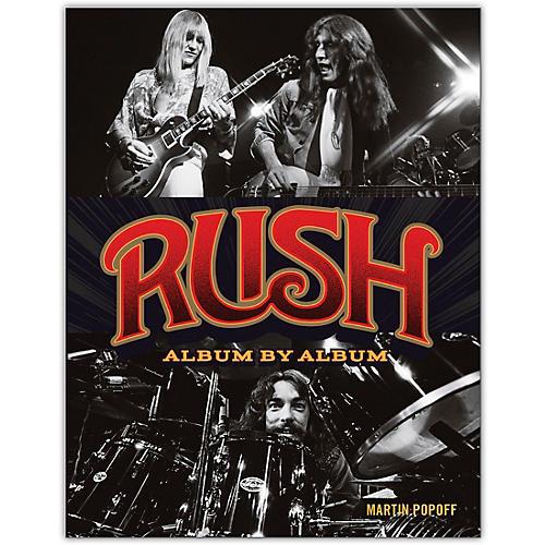 Hal Leonard RUSH - Album by Album