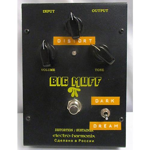 Electro-Harmonix RUSSIAN BIG MUFF Effect Pedal