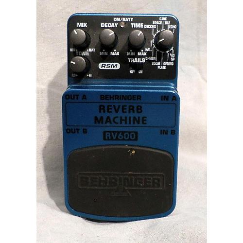 Behringer RV600 Reverb Machine Effect Pedal