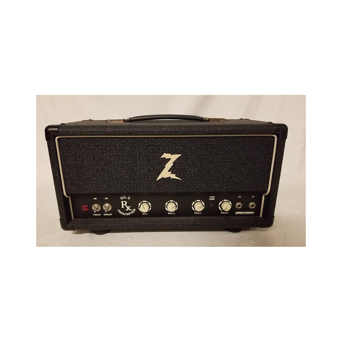 Dr Z RX Prescription Tube Guitar Amp Head