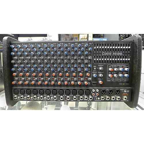 Carvin RX1200L Powered Mixer