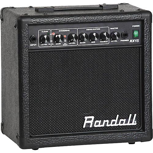 Randall RX15 12-Watt 1x6.5