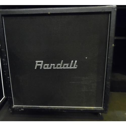 Randall RX412 Guitar Stack