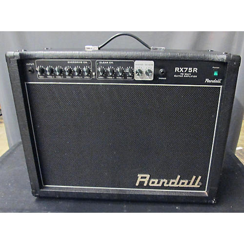 Randall RX75 Guitar Combo Amp
