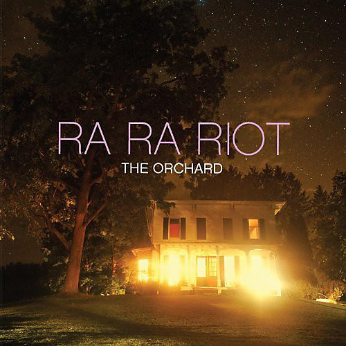 Alliance Ra Ra Riot - Orchard