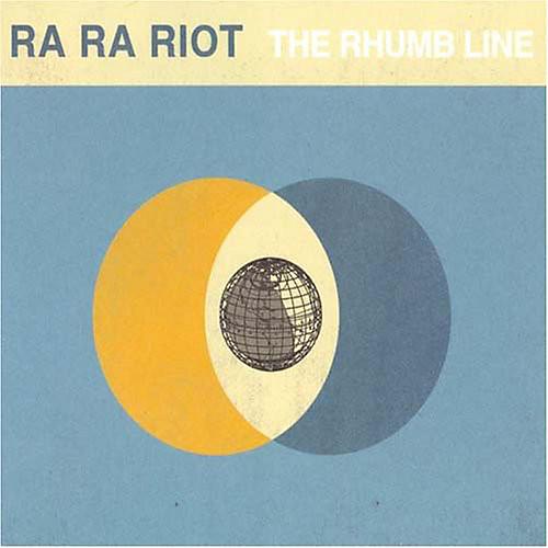 Alliance Ra Ra Riot - Rhumb Line