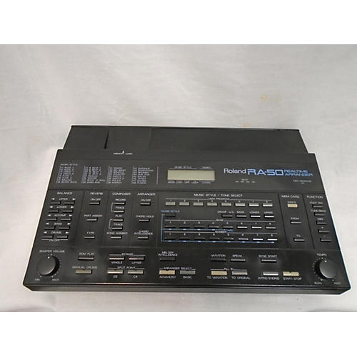 Roland Ra50 Production Controller