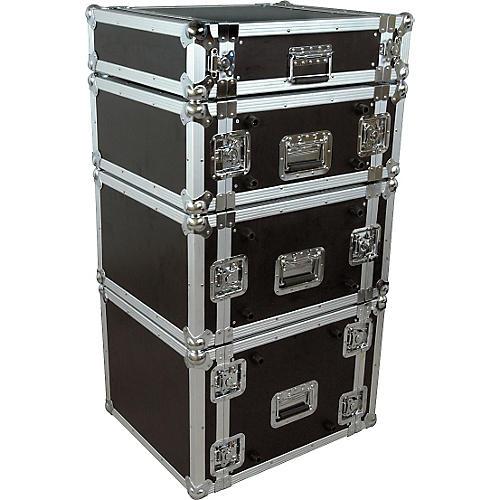 Musician's Gear Rack Flight Case