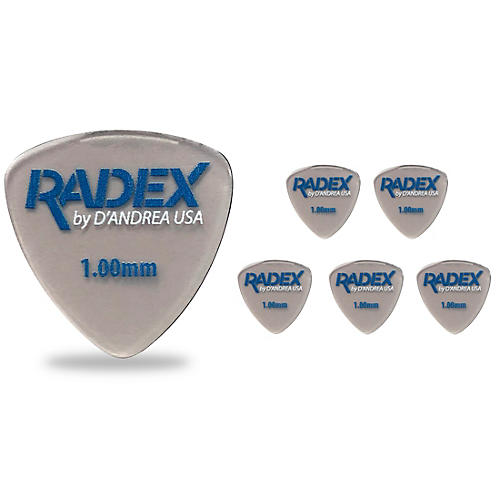 D'Andrea Radex Smoke RDX346 Picks