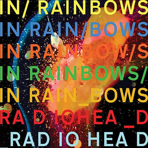 WEA Radiohead - In Rainbows