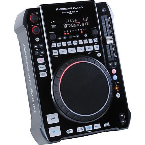 American Audio Radius 1000 CD/MP3/MIDI Controller