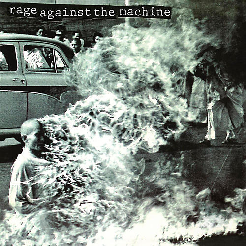 Sony Rage Against The Machine (Picture Disc)