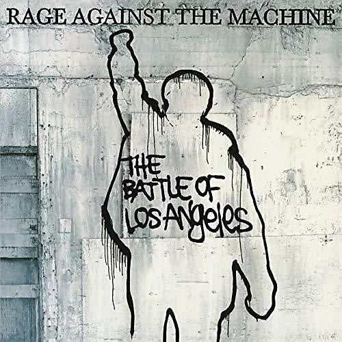 Alliance Rage Against the Machine - The Battle Of Los Angeles