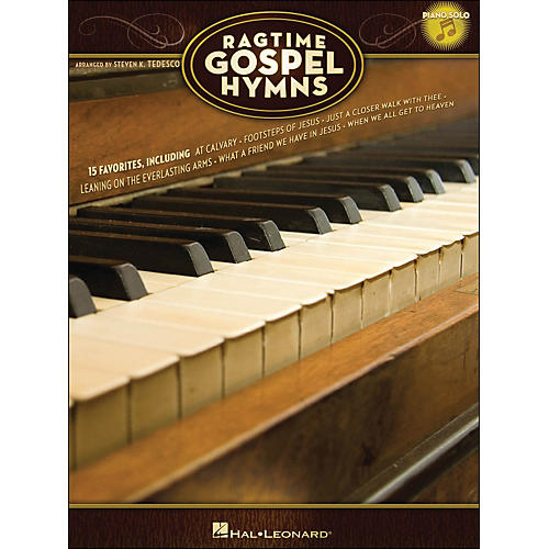 Hal Leonard Ragtime Gospel Hymns - Piano Solo