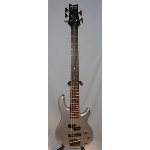 Schecter Guitar Research Raiden Deluxe 5 String Electric Bass Guitar