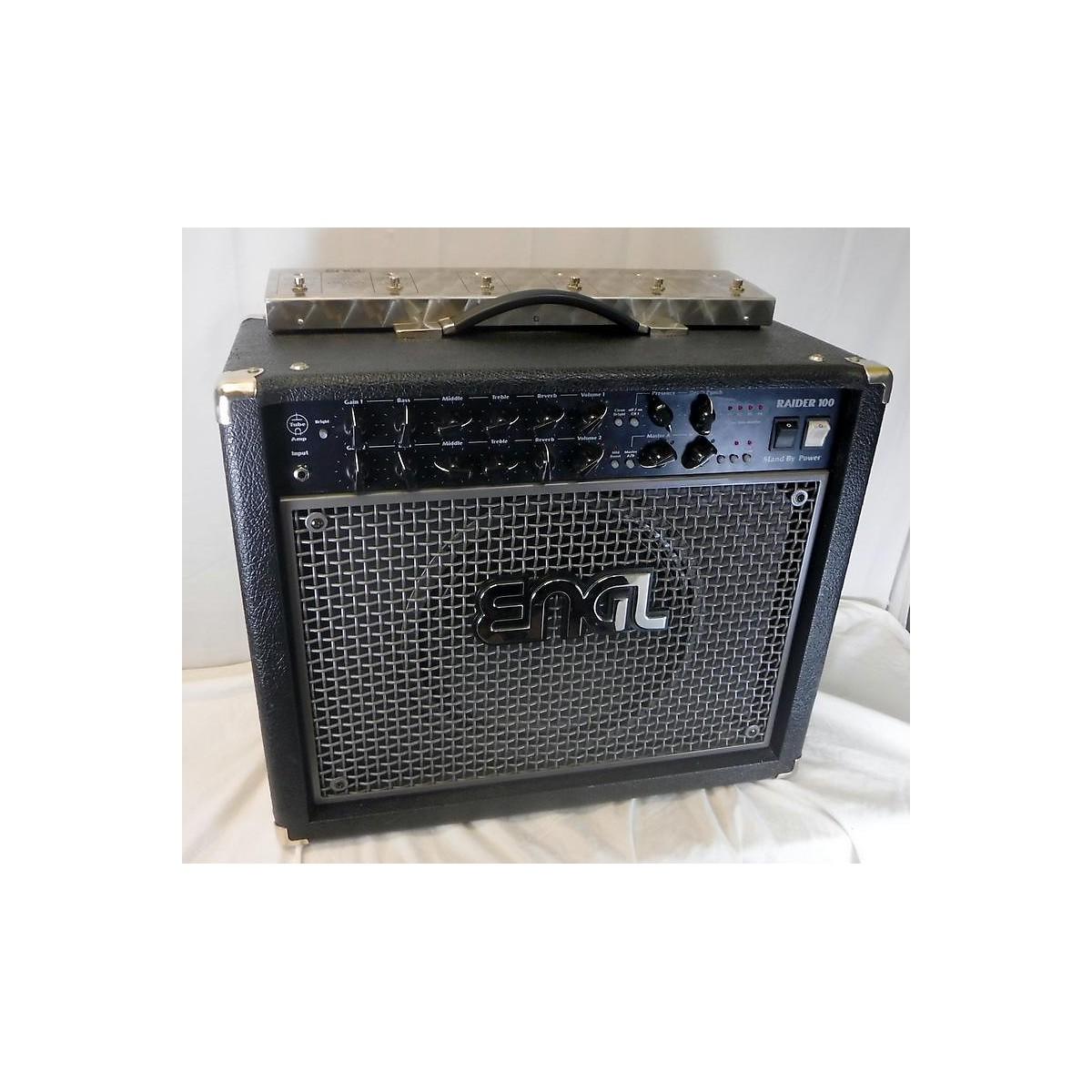 Engl Raider 100 E344 100W 1x12 Tube Guitar Combo Amp