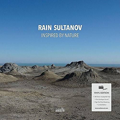 Alliance Rain Sultanov - Inspired By Nature