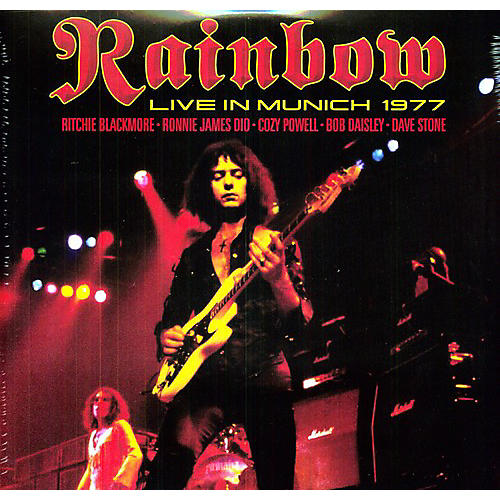 Alliance Rainbow - Rainbow Live in Munich 1977