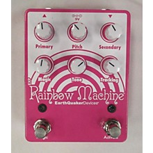 EarthQuaker Devices Rainbow Machine Polyphonic Pitch Mesmerizer Effect Pedal