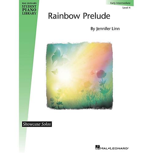 Hal Leonard Rainbow Prelude Piano Library Series by Jennifer Linn (Level Early Inter)