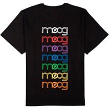 Moog Rainbow T-Shirt