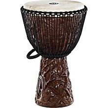 Meinl Rama Sita Deluxe Djembe Level 1 RAMASITA CARVING 14 in.