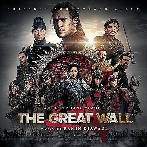 Alliance Ramin Djawadi - The Great Wall (Original Soundtrack Album)