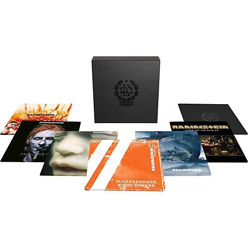 Universal Music Group Rammstein - XXI The Vinyl Box Set [7LP]