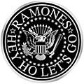 C&D Visionary Ramones Logo Heavy Metal Sticker thumbnail