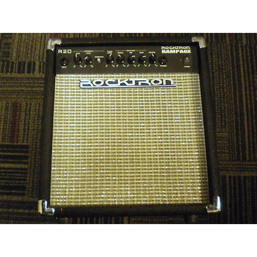 Rocktron Rampage R20 Black Guitar Combo Amp
