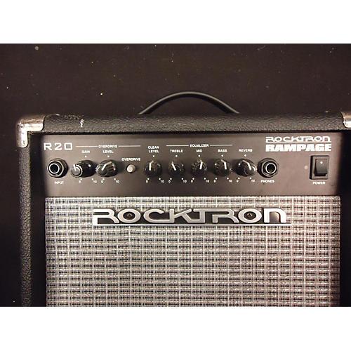 Rocktron Rampage R20 Guitar Combo Amp