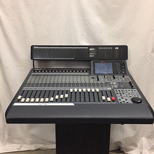 Panasonic Ramsa WRDA7 Powered Mixer