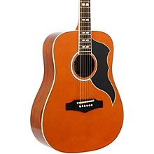 Ranger VI Vintage Reissue Dreadnought Acoustic-Electric Guitar Natural