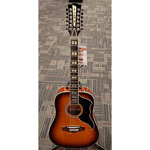 EKO Ranger XII 12 String Acoustic Electric Guitar