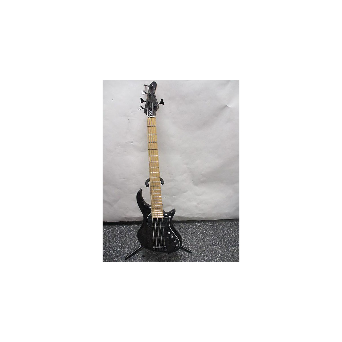 Pedulla Rapture RB5 5 String Flame Maple Top Electric Bass Guitar