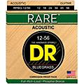 DR Strings Rare Phos Bronze Bluegrass Acoustic Guitar Strings thumbnail