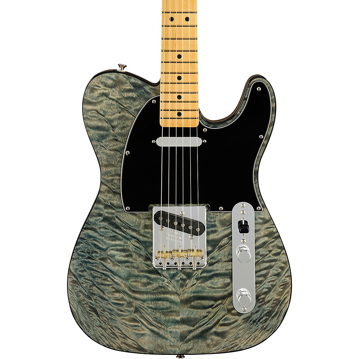Fender Rarities Collection American Original 60s Quilt Maple Top Telecaster Electric Guitar
