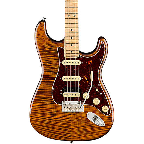 Fender Rarities Collection Flame Maple Top Stratocaster Electric Guitar