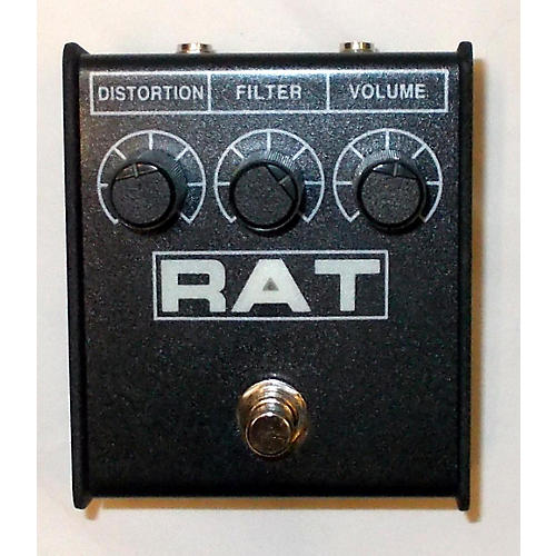 Pro Co Rat II Distortion Effect Pedal