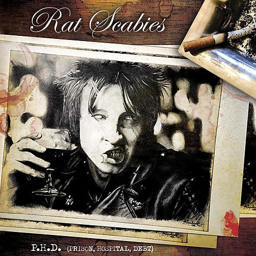 Alliance Rat Scabies - P.H.D. (Prison Hospital Debt)