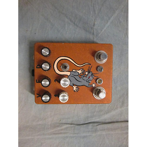 In Store Used Rat Tail Distortion Effect Pedal