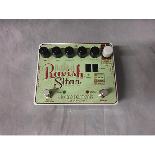 Electro-Harmonix Ravish Sitar Effect Pedal